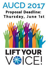 Now Accepting Proposals for 2017 AUCD Conference