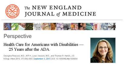 25 Years after the ADA