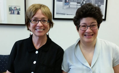 Interview with 'discrimination buster' Chai Feldblum, EEOC Commissioner