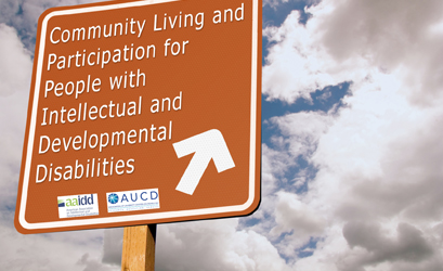 AUCD Call to Action on Community Living