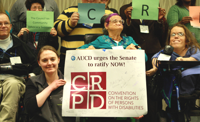 Disability Treaty