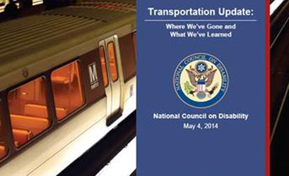 NCD Releases Transportation Access and Policy Report at Quarterly Meeting in Pittsburgh, PA