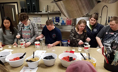 Nutrition Efforts Reaching the Disability Community