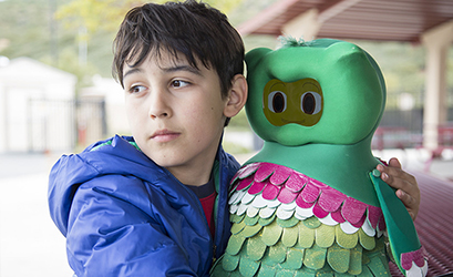 A short film about autism, robots and dinosaurs.