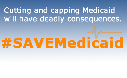 Cutting and capping Medicaid will have deadly consequences. #SaveMedicaid