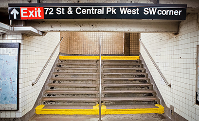Unprecedented Dual Class Action Suits Filed Today Challenging the New York City Subway System