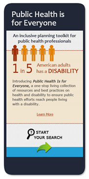 Public Health is for Everyone Smart Phone App